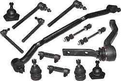 Moog  Steering Kit Tie Rod End Center Link Ball Joints Chevy Truck S10