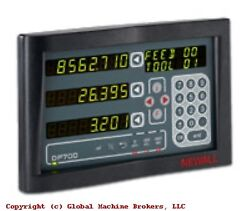 Newall Dp700 Digital Readout Lathe Packages 6 X 40, Other Packages Available