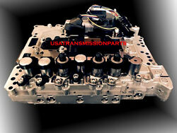 Re5r05a Valve Body Type 2 02-05 20-40 Ohm Nissan Frontier With Tcm