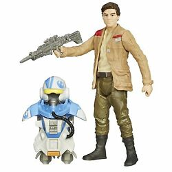 Star Wars The Force Awakens Space Mission Armor Series 3.75-inch Poe Dameron