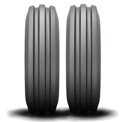 2 New Farmall Cub Allis 4.00-12 Deestone Front Tractor Tires And Tubes 400 12