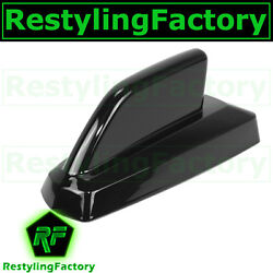 Dummy Black Add-on Cab Shark Fin Antenna Cover For 02-10 Dodge Ram 1500+2500+350