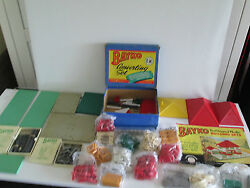 wow job lot collection of bayko parts