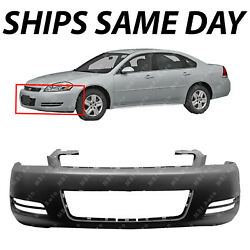 NEW Primered Front Bumper Cover Replacement for 2006 2013 Chevrolet Impala $65.71