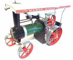 mamod te1a live steam traction engine