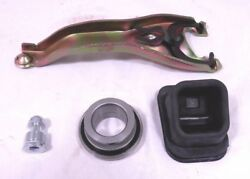 New Gm Clutch Fork, Boot, Throwout Bearing, And Ball Stud Replaces 3892632