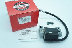 Genuine Oem Briggs And Stratton Part 590454 Ignition Coil Rep. 802574 493237