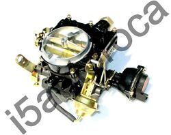 Marine Carburetor Rochester 2 Barrel With Electric Choke Replaces Omc 988201