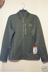 NEW Men's The North Face - Canyonlands Hoodie Scallion Green - CUF9J6A - Medium