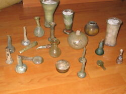 Antique Glass Collection