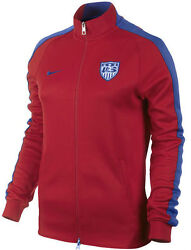 Nike Usa Soccer Team Women's Authentic N98 Track Jacket
