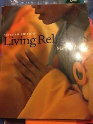 Living Religions By Mary Pat Fisher 2007, Paperback Unopened Cd For Mac And Pc