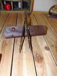 Vintage Keuffel And Esser Co. Drafting Tool Or Compass K And E Germany