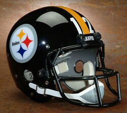 Pittsburgh Steelers 12 Football Helmet Stickers Numbers Only Terry Bradshaw
