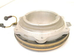Used Warner Electric Brake And Clutch Co. Left Hand Magnet Hub W/ Collector Ring
