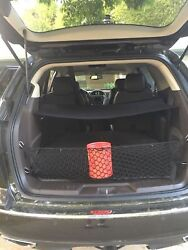 Trunk Security Cargo Shade Cover + Cargo Net For Buick Enclave 2008 - 2017 New
