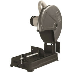 Porter-cable Pce700 120v 15 Amp Brushed 14 In. Chop Saw New