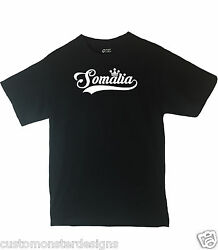 Somalia Shirt Country Pride Shirt All Sizes And Different Print Colors Inside
