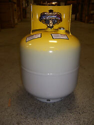 50lb. HP Refrigerant Recovery Cylinder DOT Approved - (Empty)