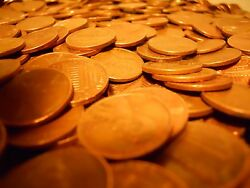 30 Lbs Copper Bullion Pennies 1959-1982 Us Cents By The Pound W/ Wheat Backs And..