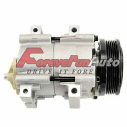 A/c Compressor Co 103090c 4f1z-19v703-aa For 01-07 Ford Taurus 01-05 Sable