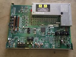 Waters Micromass Lct Premier Lc Tof Control Power Board 4058200dc Wt0832001h