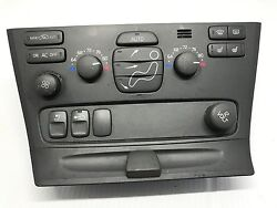 2001 - 2009 Volvo V70 Dual Zone AC Heater Climate Control Unit P: 8682932  OEM