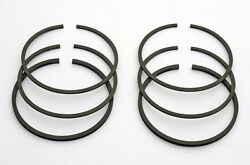 Bsa A65 +60 Oversize Piston Ring Set Made In Uk