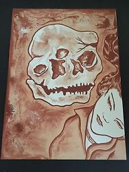 Dr. Lakra - Sin Titulo 6 - Rare Hand Signed And Numbered Original Lithograph 2009