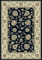 Rug Depot Matching Area Rugs Hall & Stair Runners & Carpet Stair Treads - Navy
