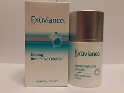 Exuviance Evening Restorative Complex 50g / 1.75 Oz. New In Box Free Shipping