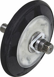 New 4581el3001e Dryer Drum Roller Wheel And Shaft Kit Fits Lg Kenmore Sears
