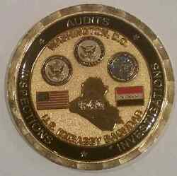 Us Congress Dept Defense And State Dod Dos Usemb Baghdad Iraq Special Insp Gen Oif