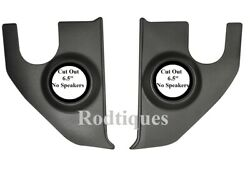 1967-1972 Chevy / Gm Truck Kick Panels ---no Speakers Installed