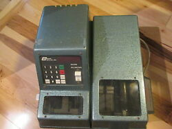 Carpenter Manufacturing Model 32 Auto Cutting Machine Sold As-is Not Tested