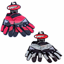 Fulmer Menand039s Motorcycle Gloves Gt92 Gel Comfort Riding Hand Palm Protection