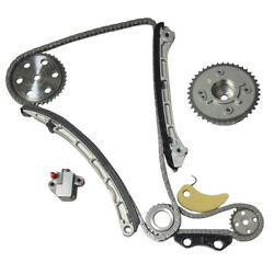 New Timing Chain Kit For 2007-2013 Mazda 3 6 Cx-7 2.3l Turbo With Vvt Acuator