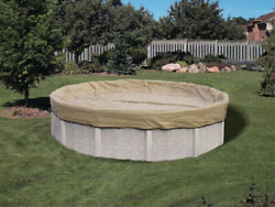 Harris Pool Products Pro-tek Winter Cover For Above Ground Round Pools