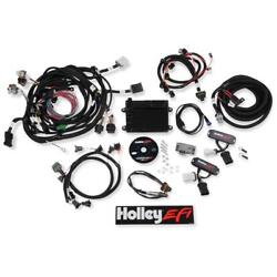 Holley Fuel Injection Harness 550-617 For 1999-2004 Ford 4.6/5.4l Mod 4v