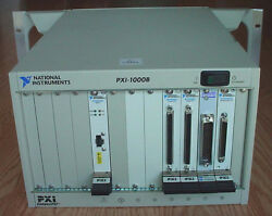 National Instruments Pxi-1000b System P/n 184607b-01