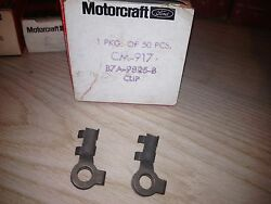 1965 66 67 68 69 Nos Mustang Cougar Torino Accelerator Rod Clips Gt Shelby Xr-7