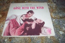 Gone With The Wind Ornadel Mgm 3954 High Fidelity Vg Cheap No Reserve