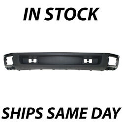 New Lower Front Bumper Air Deflector Valance For 2007-2013 Chevy Silverado 1500
