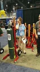 Oxygen Tanklifter Compressed Gas Lifter O2 Tank Lifter