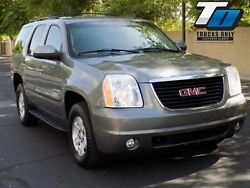 GMC: Yukon SLT 4X4 5.3L LT 4X4 5.3L Ethanol - FFV SUV CD LockingLimited Slip Differential Tow Hitch