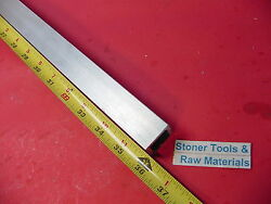 30 Pieces 1x 1x 1/8 Wall X 36 Long Aluminum Square Tube 6063 T52 New