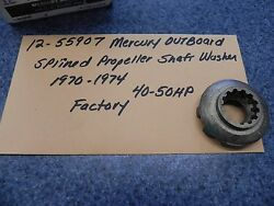 Mercury Outboard Splined Propeller Washer P 12-55907 40/50 H.p. 1970-1974 New