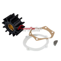 Impeller And 4 Hole Gasket Only Replaces For Volvo Penta 875575 Sierra 18-3075