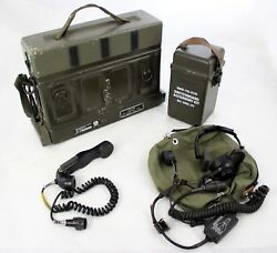 Military SB-22DPT TELEPHONE SWITCHBOARD RADIO FIELD PHONE MX-2915PT
