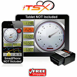 Sct Itsx Tsx Performance 4015 Programmer For Ford F250 F350 F450 F-550 Diesel